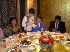 A Chinese Banquet - with more to come