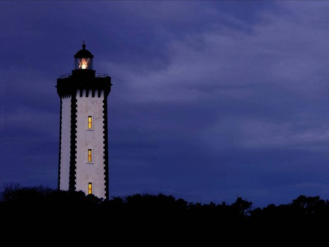 lighthouse background design