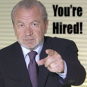 You re hired