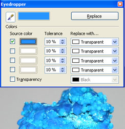 Colour Dropper
