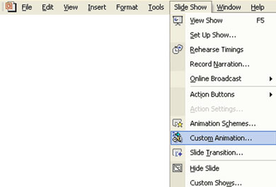 screen-shot-of-powerpoint-dropdown-menu-showing-how-to-select