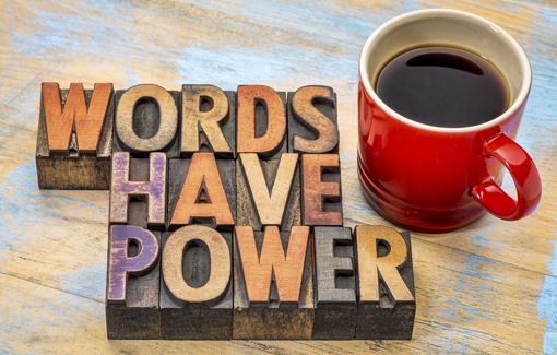 list of the top 100 power words