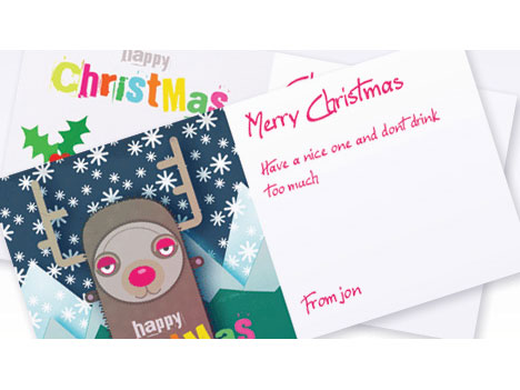 Free business card maker business card printing business card maker on online christmas card maker reheart Choice Image