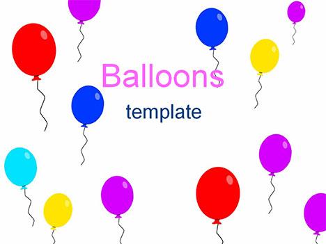 Birthday Balloons 2