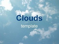 Clouds on a Blue Sky thumbnail