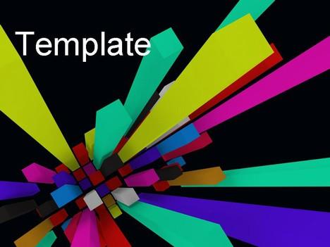 3d graph template