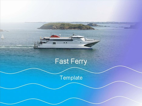 Fast Ferry Template