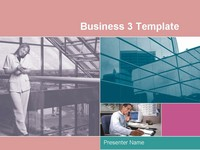 In the Office Business Template