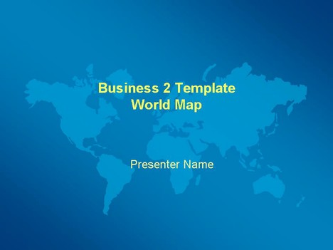 Business world map template toneelgroepblik Choice Image