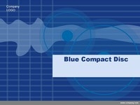 Blue Compact Disk thumbnail