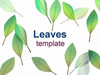 Leaves Template thumbnail