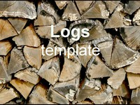 Logs PowerPoint Template