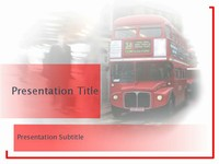 London Bus Template thumbnail