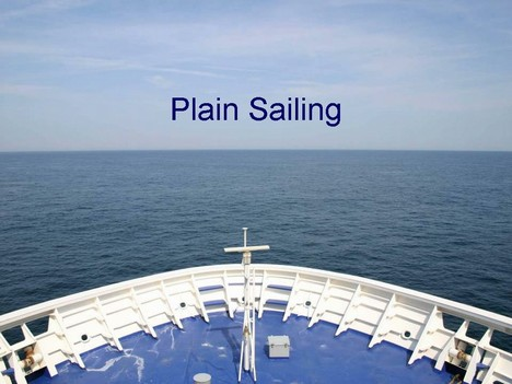 Plain sailing powerpoint template toneelgroepblik Choice Image