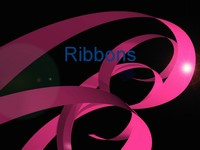 Ribbons Template thumbnail