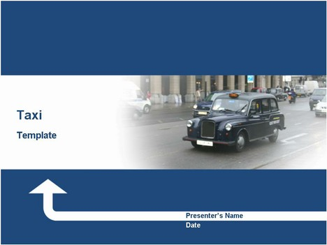 Transport powerpoint templates taxi powerpoint presentation toneelgroepblik