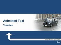 Taxi Animated Template