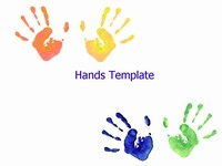 Hands Template thumbnail