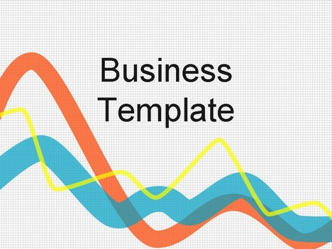New business powerpoint presentation templates graph business template friedricerecipe Image collections