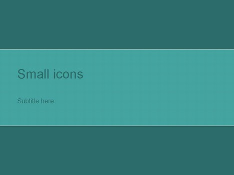 Small Icons Green 2