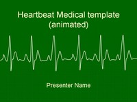 Heartbeat PowerPoint Template