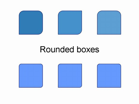 Rounded box template pronofoot35fo Images