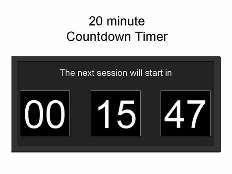 Free powerpoint countdown timer template toneelgroepblik Image collections