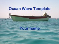 Ocean Wave Template thumbnail