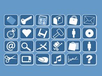 Small Clip Art Icons