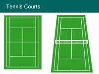 Free Tennis Clip Clip Art ball shoes racket