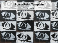 Abstract Eye Template thumbnail