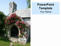 Wedding Church Template