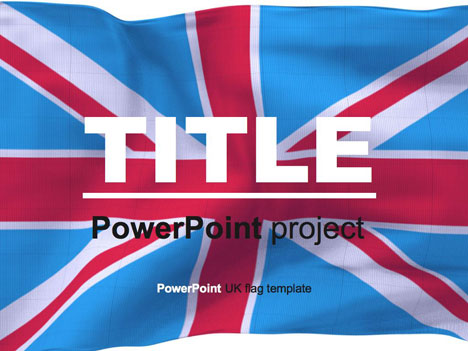 British flag powerpoint template toneelgroepblik Image collections