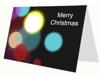 Presentation magazine christmas cards business christmas card thumbnail cheaphphosting