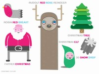 cartoon christmas clip art