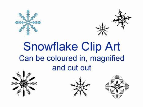 more free snowflake clip art rh presentationmagazine com Snowflake Clip Art Free Printable Blue Snowflake Clip Art Free