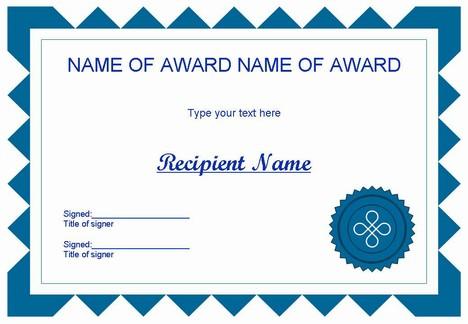 Certificate Clip Art – Set