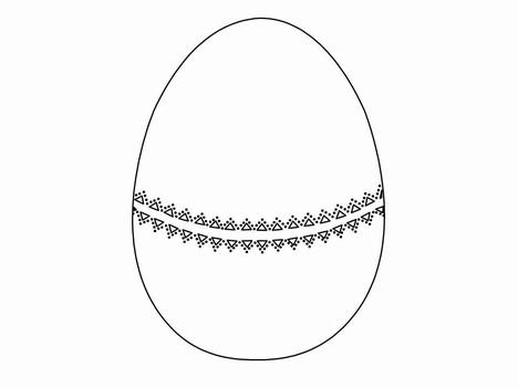 Easter egg template maxwellsz
