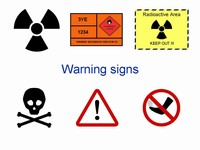 Warning signs thumbnail
