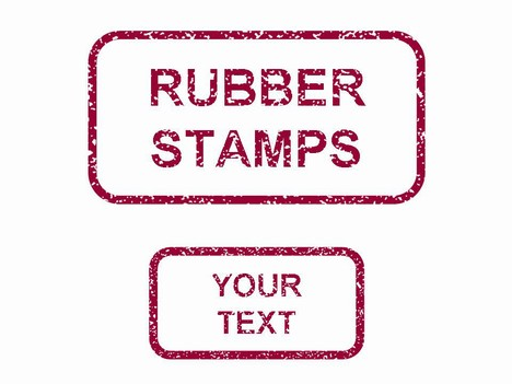 Rubber Stamps in PowerPoint