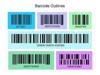 Barcode template