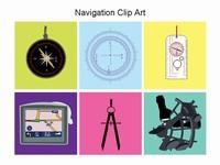 Navigation Clip Art