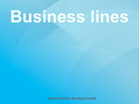 Business Background Template
