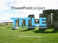 Stonehenge PowerPoint Template