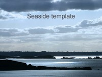 Seaside Landscape Template