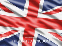 United Kingdom Flag Template thumbnail