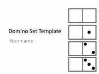 Dominoes Template thumbnail