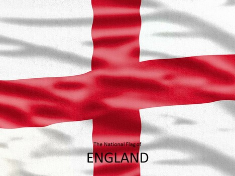 National Flag of England