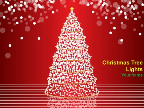 presentation magazine - christmas powerpoint templates, Powerpoint templates
