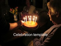 Birthday Celebration PowerPoint Template